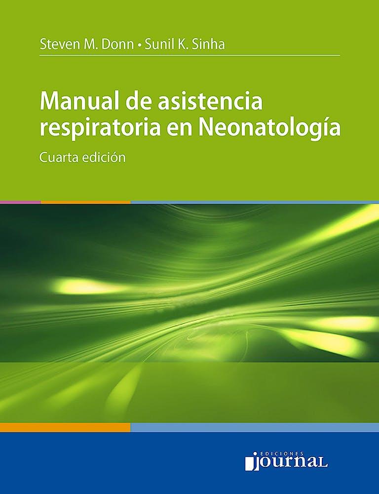Portada del libro 9789874922144 Manual de Asistencia Respiratoria en Neonatología