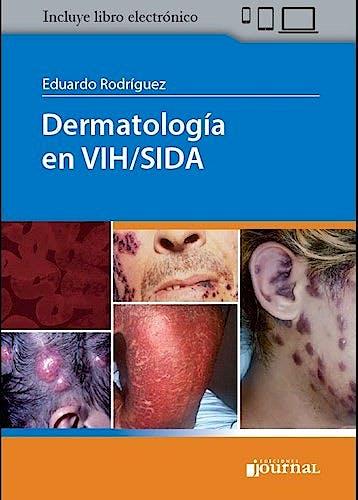 Portada del libro 9789874922380 Dermatología en VIH/SIDA