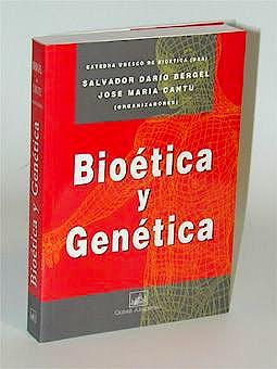 Portada del libro 9789875071841 Bioetica y Genetica