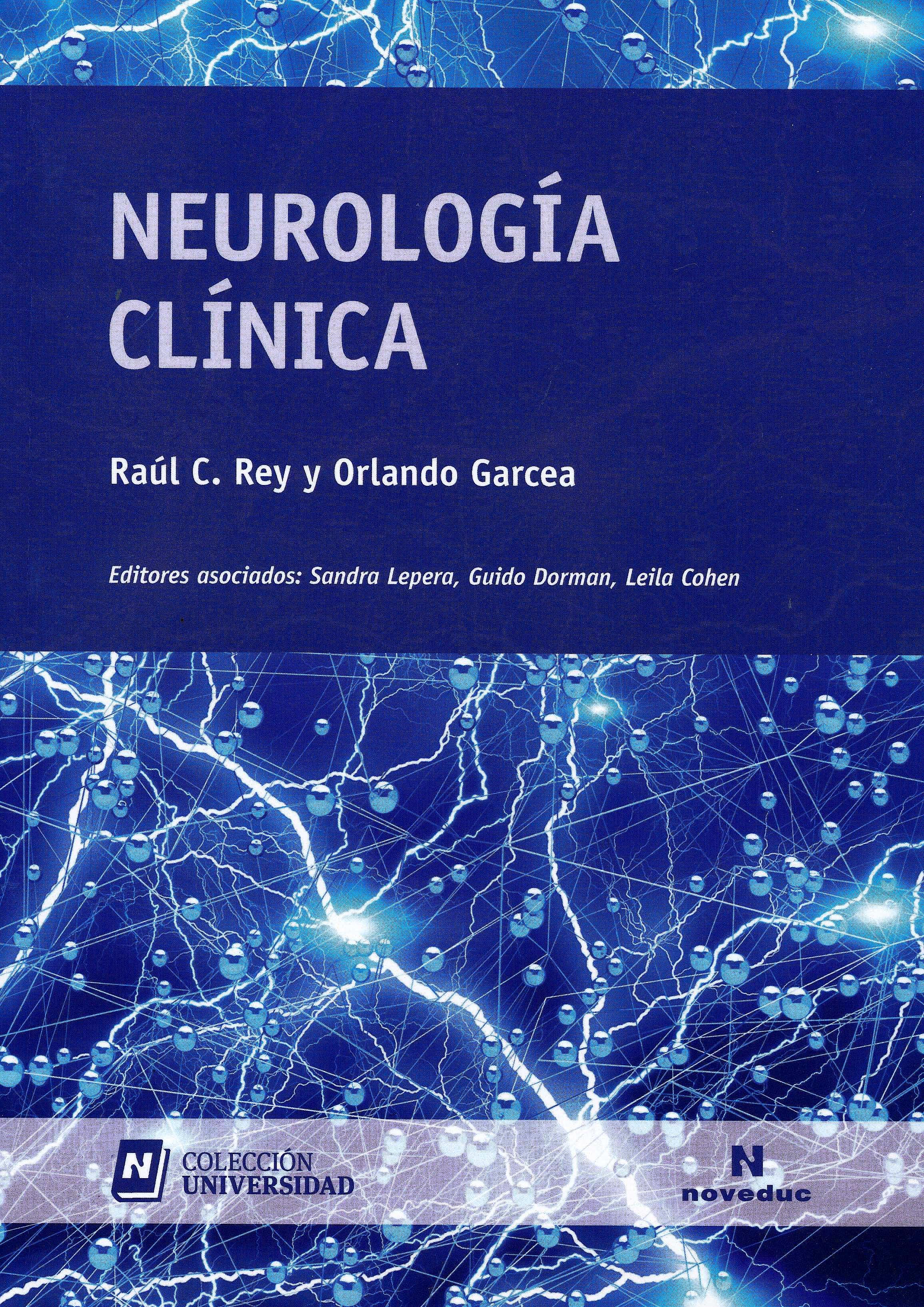 Portada del libro 9789875386228 Neurología Clínica