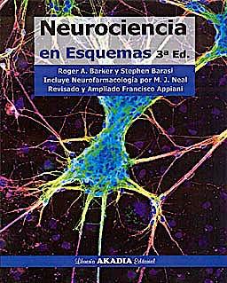 Portada del libro 9789875701427 Neurociencia en Esquemas