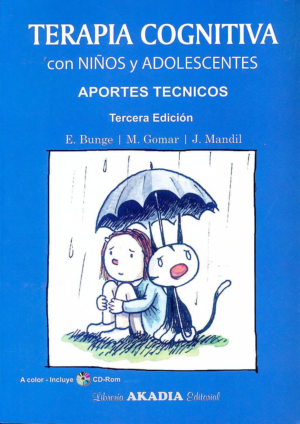 Portada del libro 9789875701748 Terapia Cognitiva con Niños y Adolescentes. Aportes Técnicos