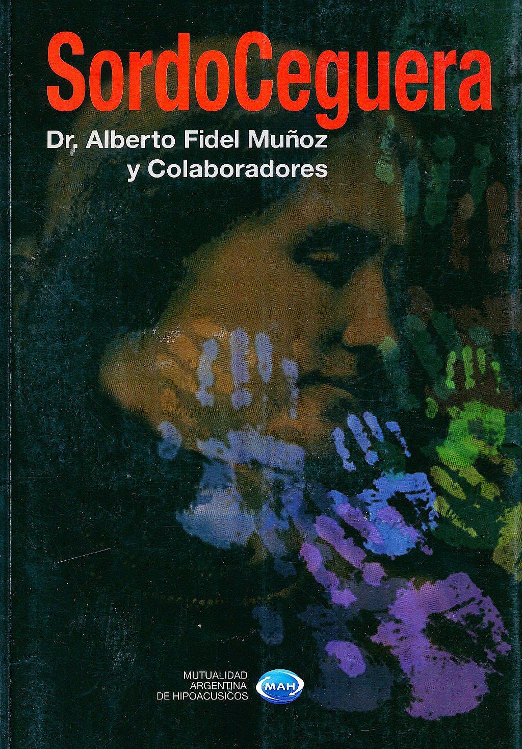 Portada del libro 9789875701908 Sordoceguera + Dvd