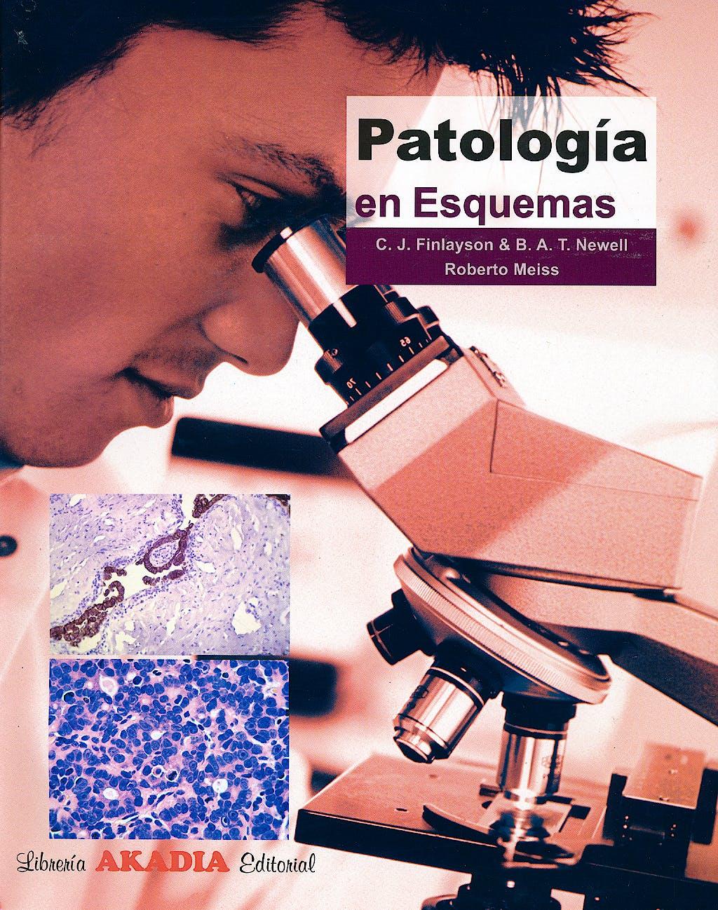 Portada del libro 9789875701946 Patología en Esquemas