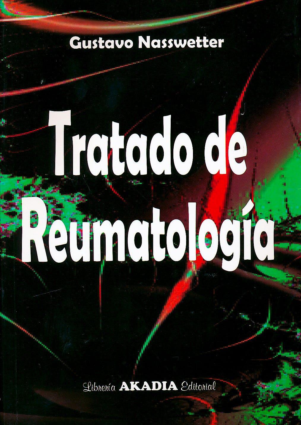 Portada del libro 9789875702240 Tratado de Reumatología
