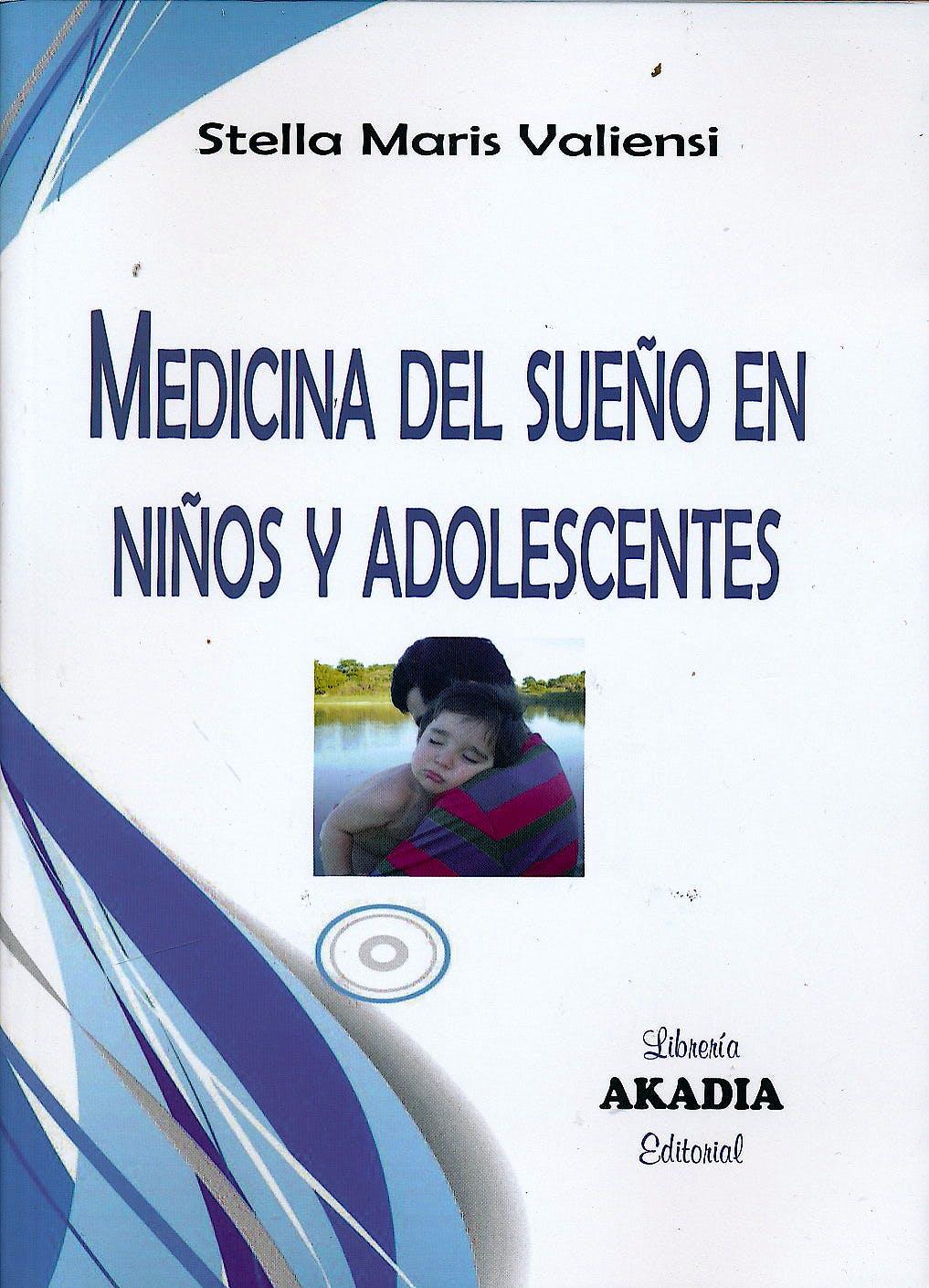 Portada del libro 9789875702752 Medicina del Sueño en Niños y Adolescentes