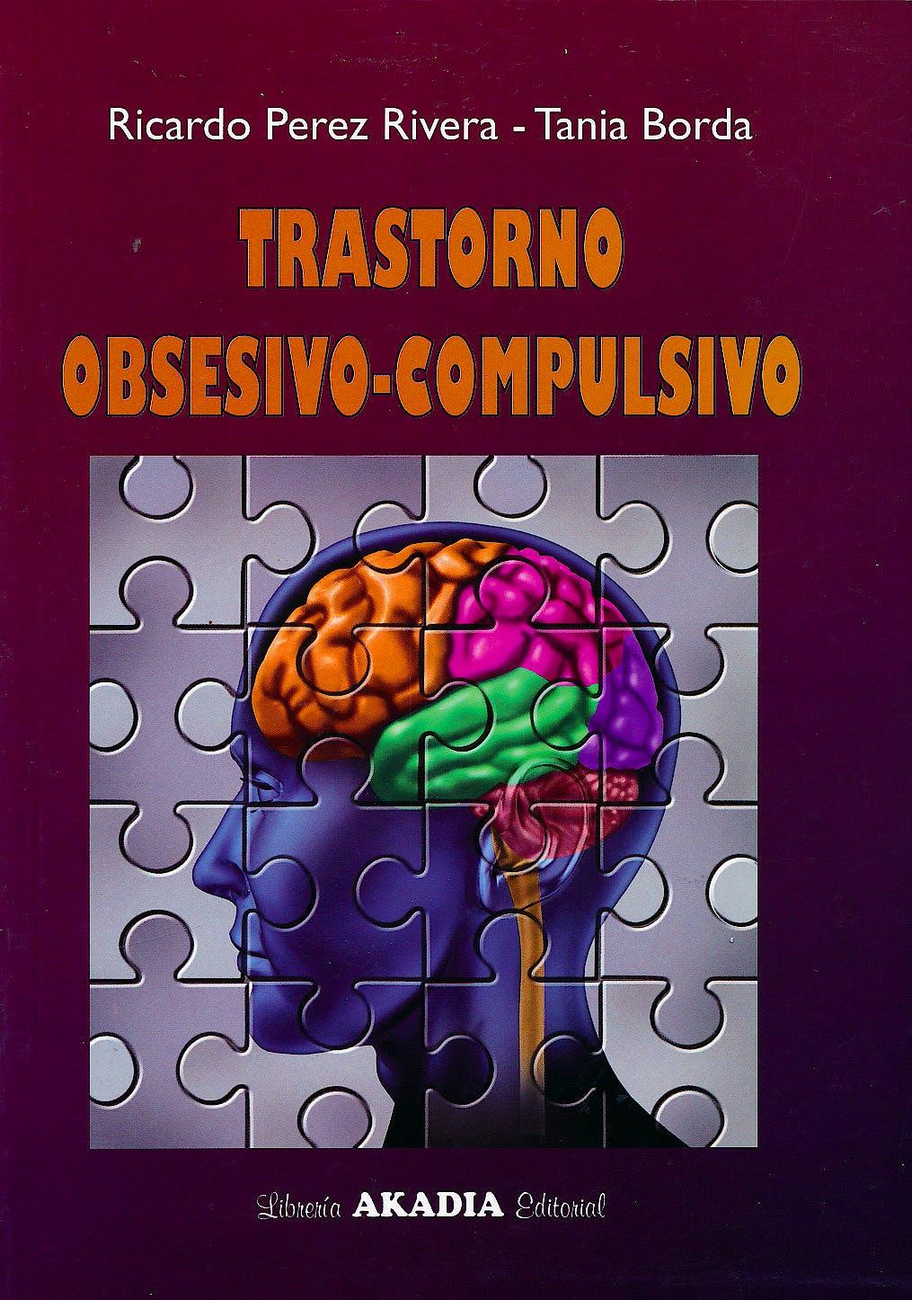 Portada del libro 9789875703209 Trastorno Obsesivo-Compulsivo