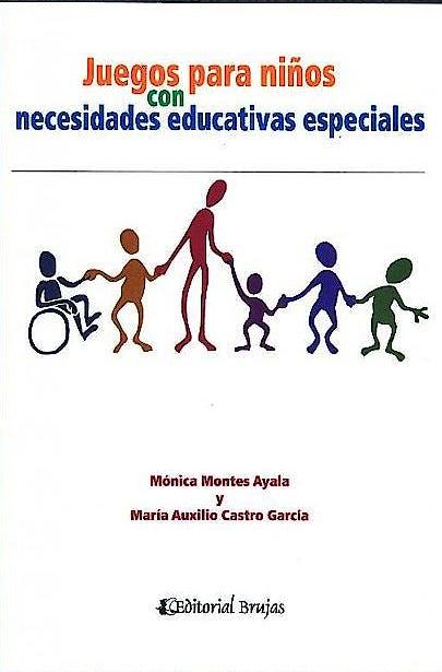 Portada del libro 9789875913585 Juegos para Niños con Necesidades Educativas Especiales