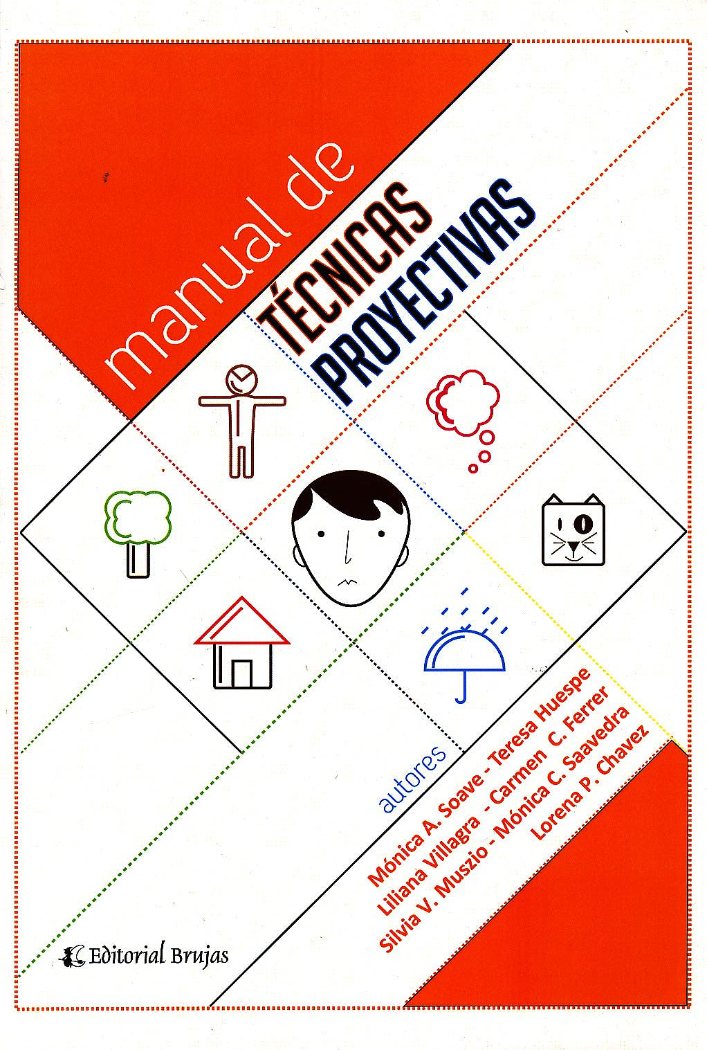 Portada del libro 9789875917347 Manual de Tecnicas Proyectivas