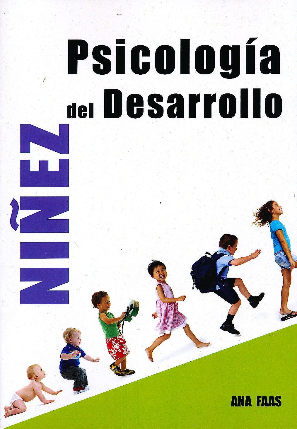 Portada del libro 9789875918535 Psicologia del Desarrollo. Niñez