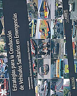 Portada del libro 9789876390248 Estrategias para la Conduccion de Vehiculos Sanitarios en Emergencias