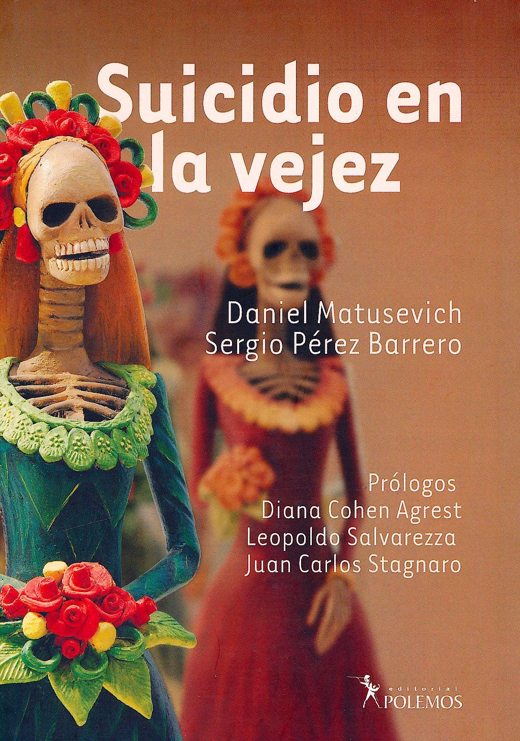 Portada del libro 9789876490122 Suicidio en la Vejez