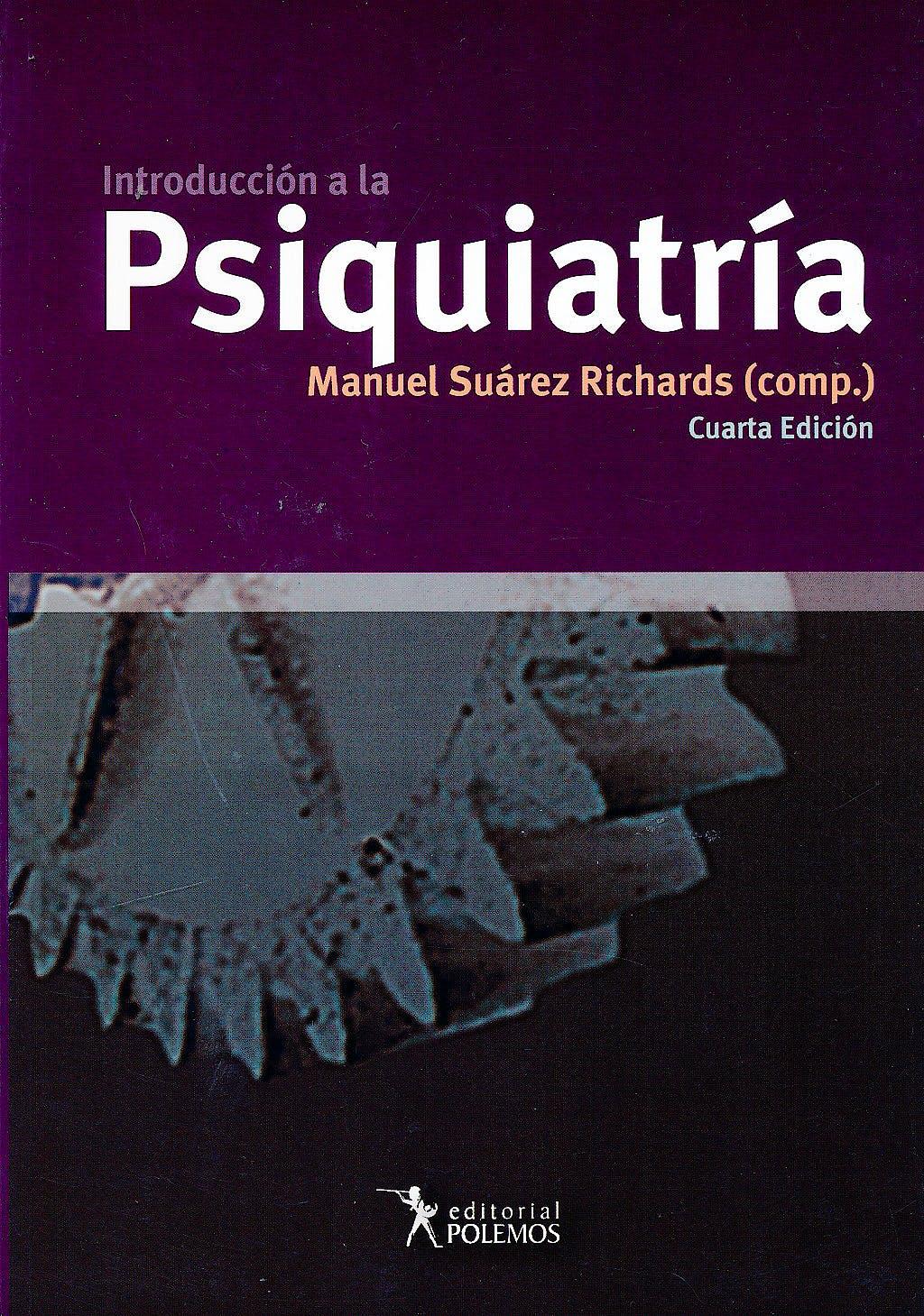 Portada del libro 9789876490467 Introduccion a la Psiquiatria