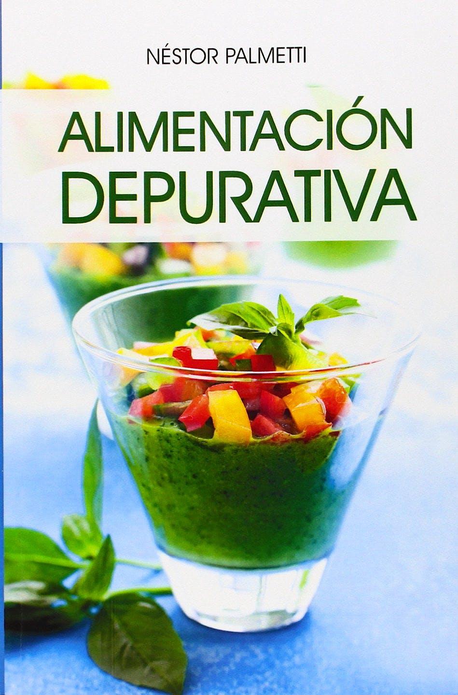 Portada del libro 9789876821278 Alimentacion Depurativa