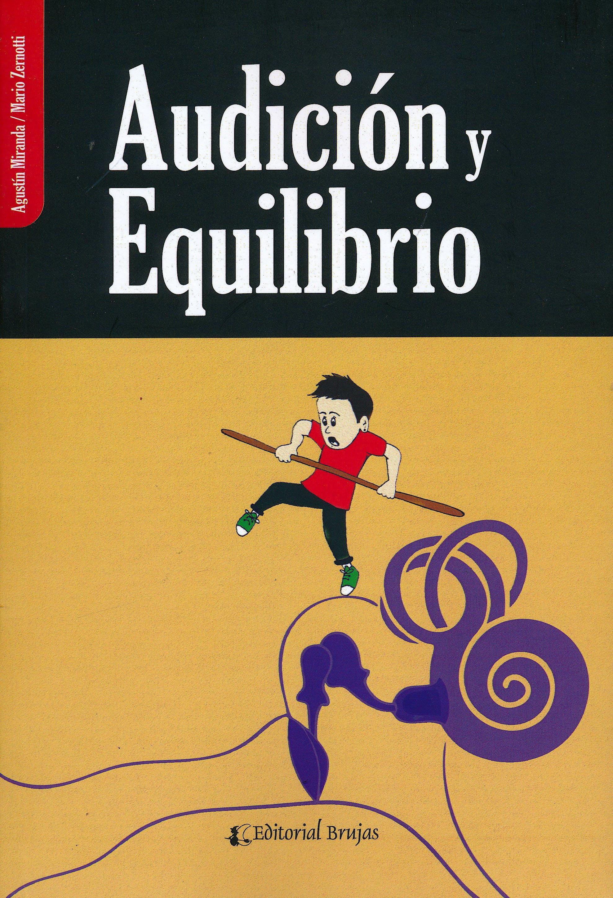 Portada del libro 9789877601589 Audición y Equilibrio