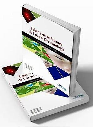 Portada del libro 9789877602616 Láser y Otras Fuentes de Luz en Dermatología. Textos Resumidos y Atlas