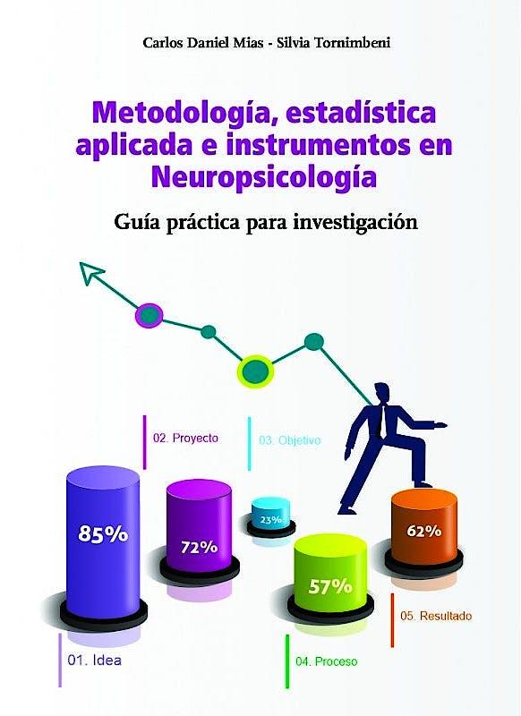 Portada del libro 9789877790153 Metodología, Estadística Aplicada e Instrumentos en Neuropsicología. Guía Práctica para Investigación