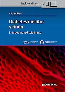 Portada del libro 9789878452203 Diabetes Mellitus y Riñón. Enfoque Transdisciplinario