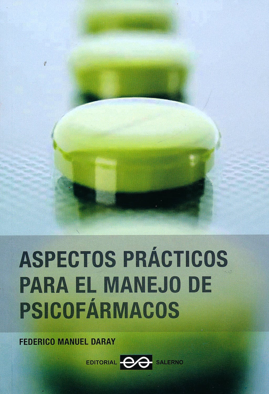 Portada del libro 9789879083536 Aspectos Prácticos para el Manejo de Psicofármacos