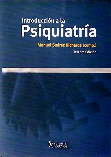Portada del libro 9789879165713 Introduccion a la Psiquiatria