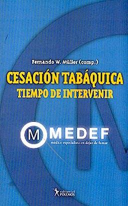 Portada del libro 9789879165720 Cesacion Tabaquica. Tiempo de Intervenir