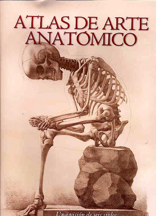 Portada del libro 9789879884713 Atlas de Arte Anatomico
