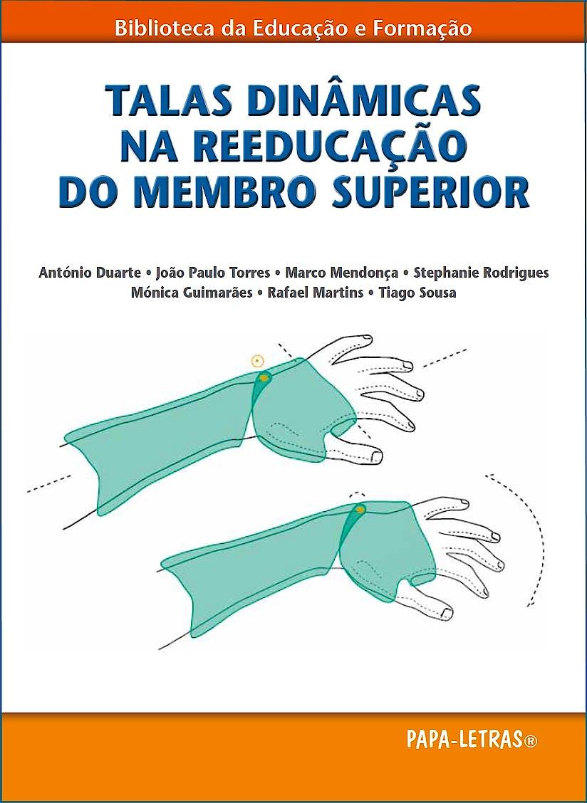 Portada del libro 9789898214539 Talas Dinâmicas na Reeducação do Membro Superior