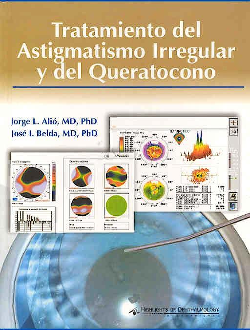 Portada del libro 9789962613299 Tratamiento del Astigmatismo Irregular y del Queratocono