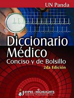 Portada del libro 9789962678267 Diccionario Medico Conciso y de Bolsillo