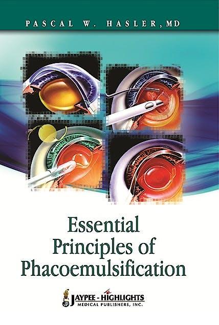 Portada del libro 9789962678618 Essential Principles of Phacoemulsification