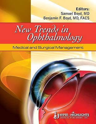 Portada del libro 9789962678625 New Trends in Ophthalmology. Medical and Surgical Management