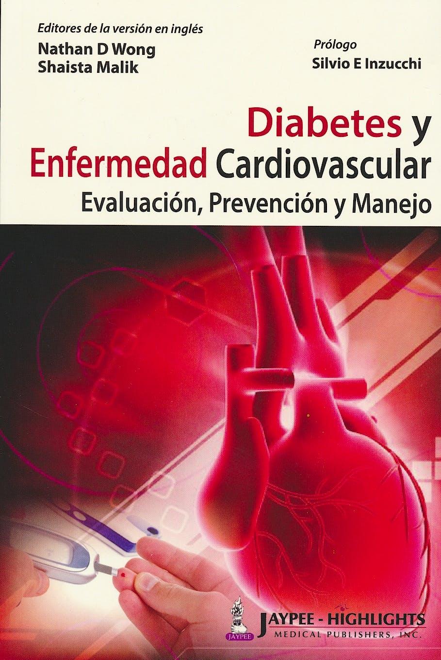 Portada del libro 9789962678809 Diabetes y Enfermedad Cardiovascular. Evaluacion, Prevencion y Manejo