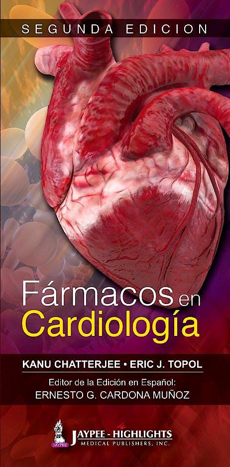Portada del libro 9789962678946 Fármacos en Cardiología