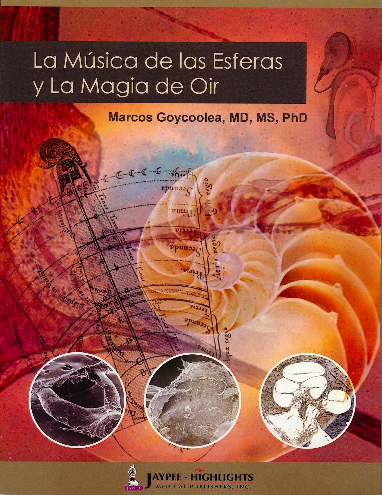 Portada del libro 9789962678984 La Música de las Esferas y la Magia de Oir