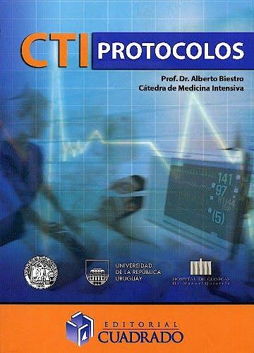 Portada del libro 9789974999053 CTI Protocolos