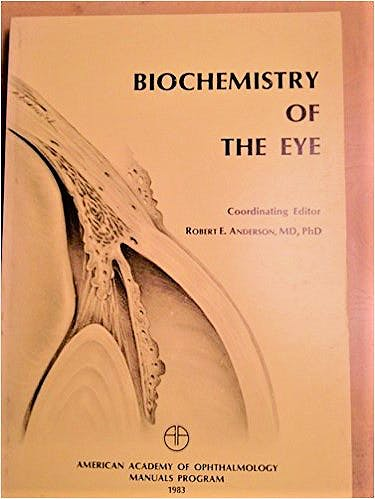 Portada del libro 9789990152036 Biochemistry of the Eye