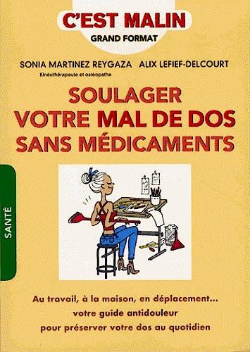 Portada del libro 9791028510077 Soulager Votre Mal de Dos Sans Médicaments