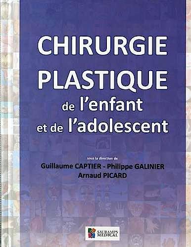 Portada del libro 9791030300208 Chirurgie Plastique de L'enfant Et de L'adolescent