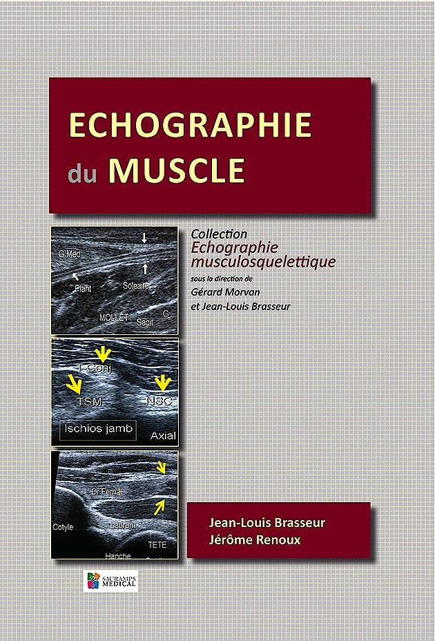 Portada del libro 9791030300499 Echographie Du Muscle