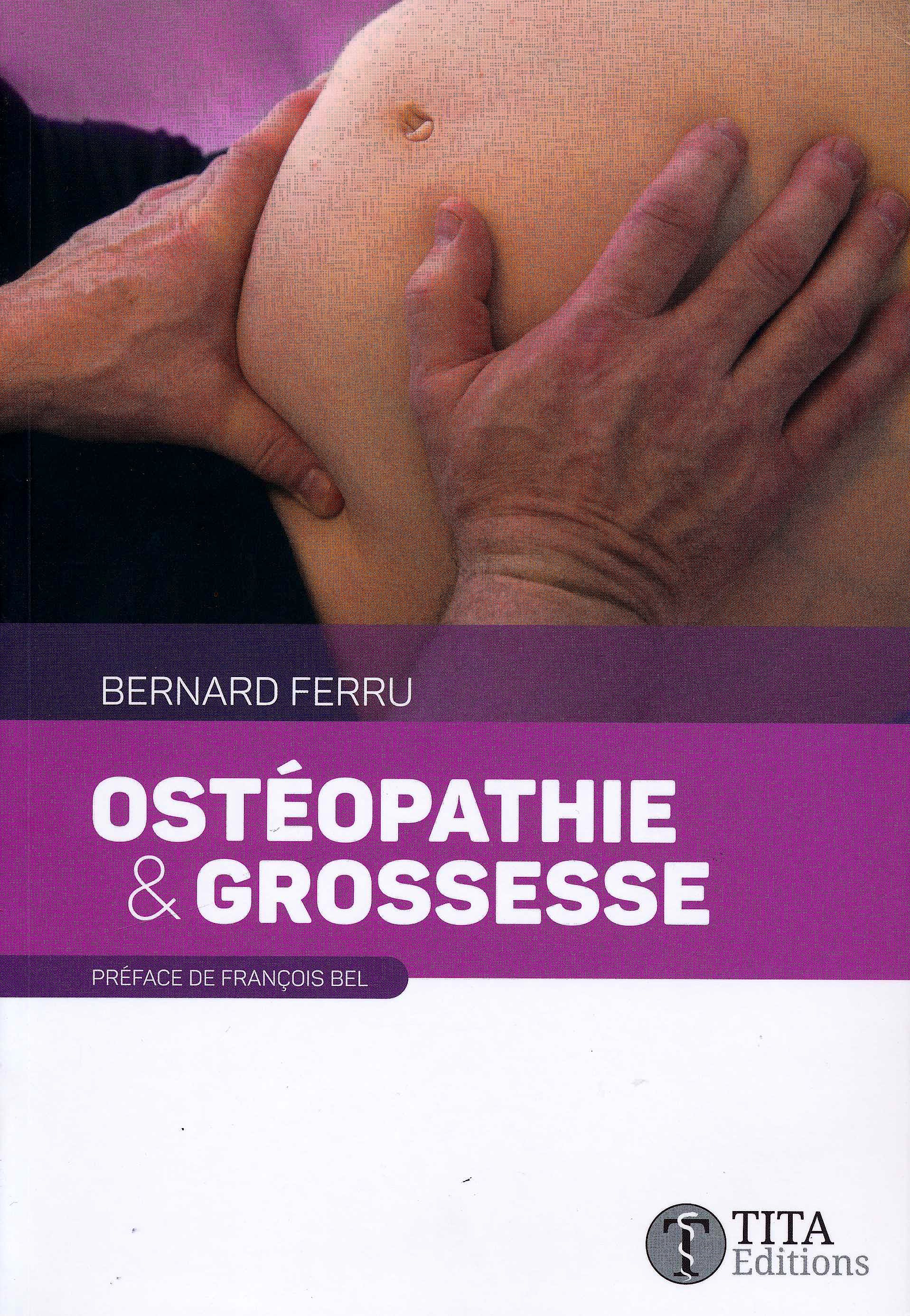 Portada del libro 9791092847079 Ostéopathie and Grossesse