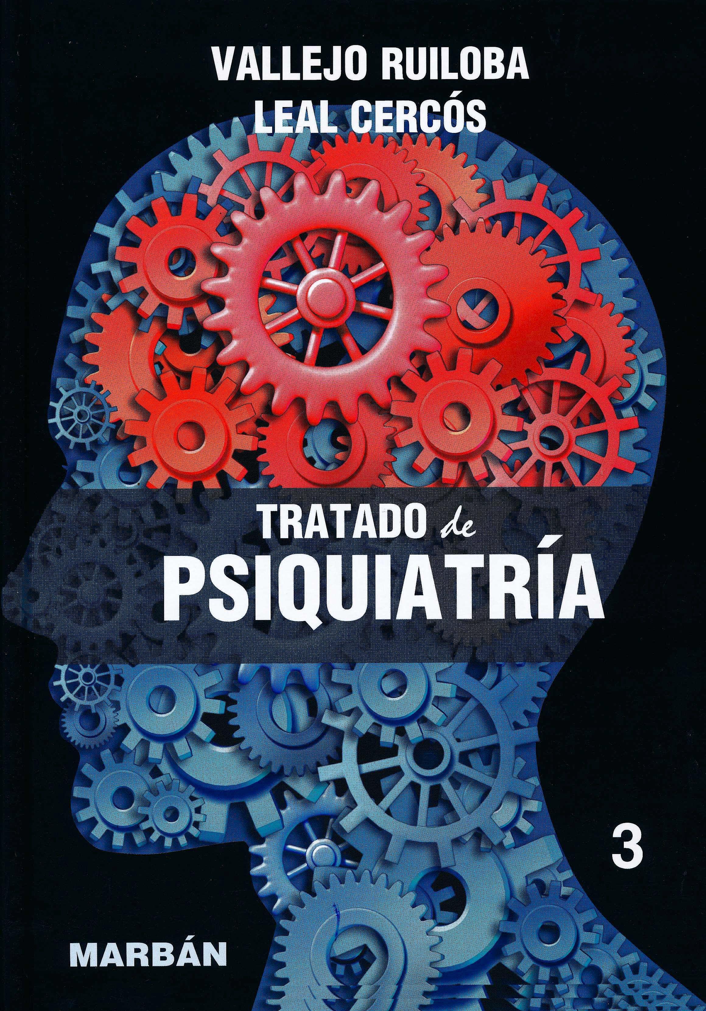 Portada del libro 9798577068493 Tratado de Psiquiatría, Vol. 3