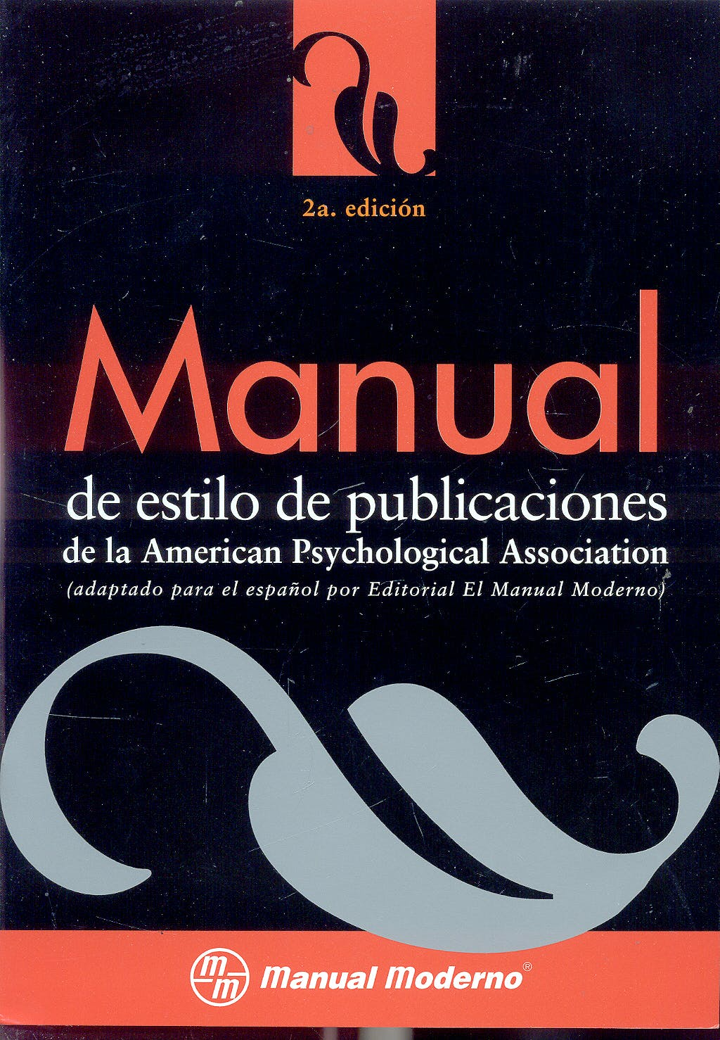 Portada del libro 9799684269780 Manual de Estilo de Publicaciones de la American Psychological Association